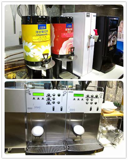咖啡及熱茶-上閤屋台中復興店