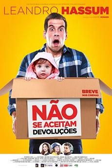 Capa Não Se Aceitam Devoluções (2019) Dublado Torrent