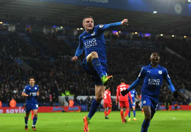 Leicester City Jamie Vardy