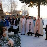 Posviacka Betlehemu v Krížovej Vsi