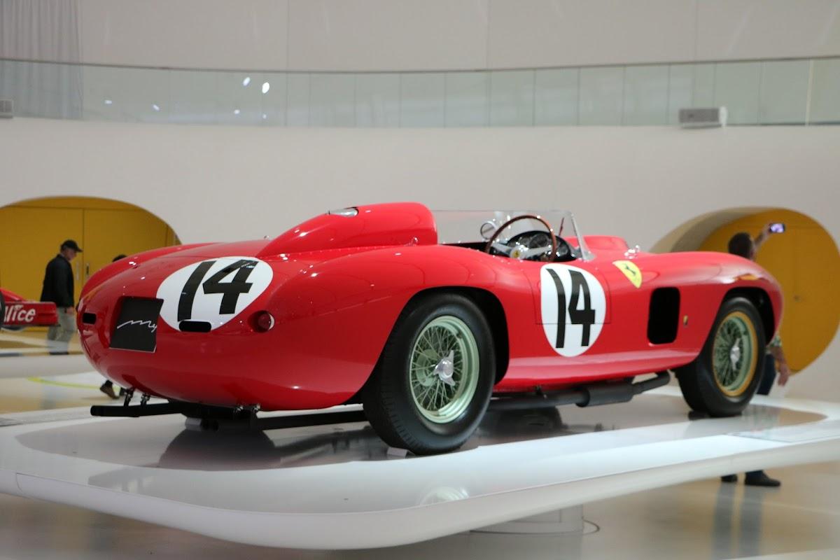 Modena - Enzo Museum 0089 - 1956 Ferrari 290 MM.jpg