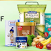 Upto 40% off on Groceries and 2 hour Free delivery