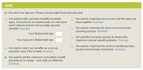 When To Claim Social Security Calculators