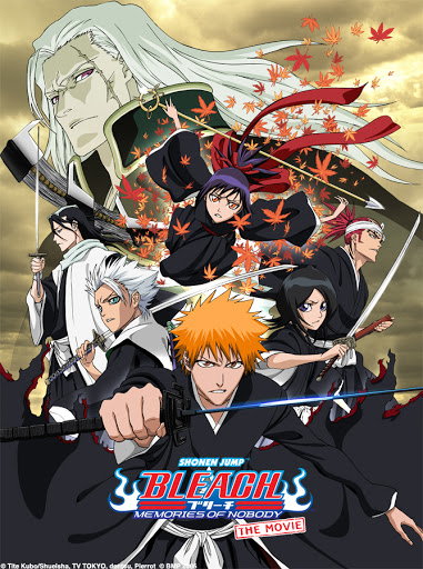 Bleach The Movie 1 : Memories of Nobody [พากย์ไทย]