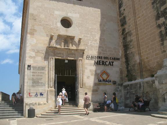 Mercat Sa Plaza.-Mahón