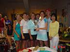 Lyme Shores Thames Valley team- 2009 champions (Linda, Lauren, Julie, Carol, Katey, Michelle, Nancy, Ebet)