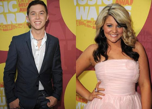 Scotty McCreery ja gravou cinco musicas de seu CD