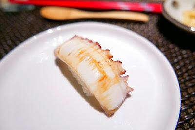 Octopus Nodoguro Hardcore Sushi Omakase 1/31/2016