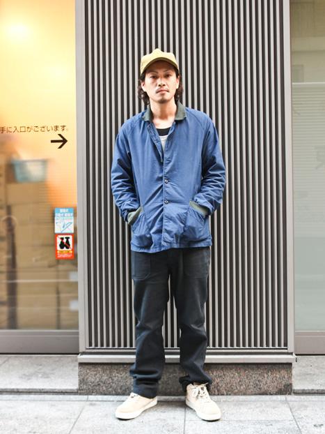 メンズファッションで安定した人気のワークスタイル , カラブロ2