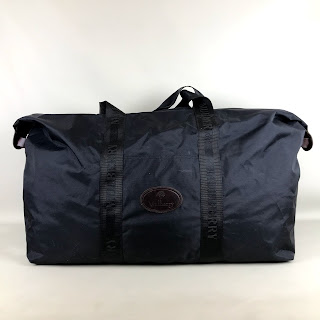 Mulberry Nylon Duffel Bag
