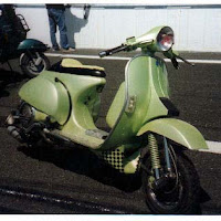 2001 - EUROVESPA - MAGNY COURS