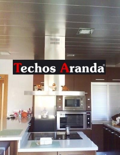 Techos en Delicias