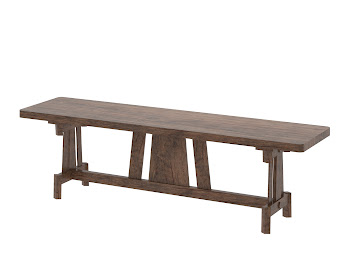 Shenzen dining bench