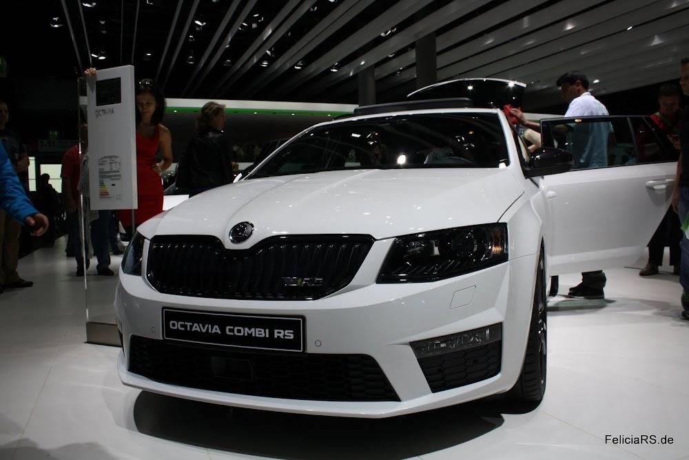 Octavia RS Combi
