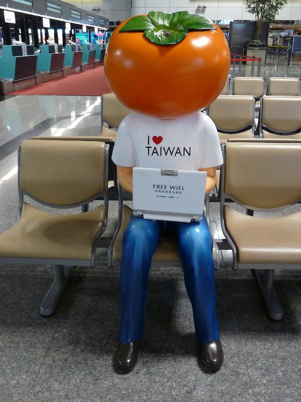 Taipei aéroport
