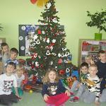 Dopolední besídka pro děti 18.12. 2014  2.třída Pod Lipkami