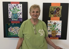 Lynne Nellen, LAA Art Teacher