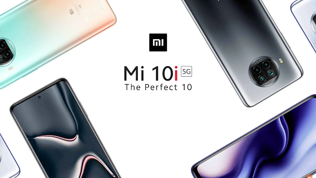 Xiaomi Mi 10i 5G With Snapdragon 750G Launched In India, See Pricing & Specifications
