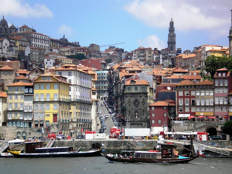A ribeira do Porto