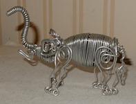 419 01-figurine fil de fer