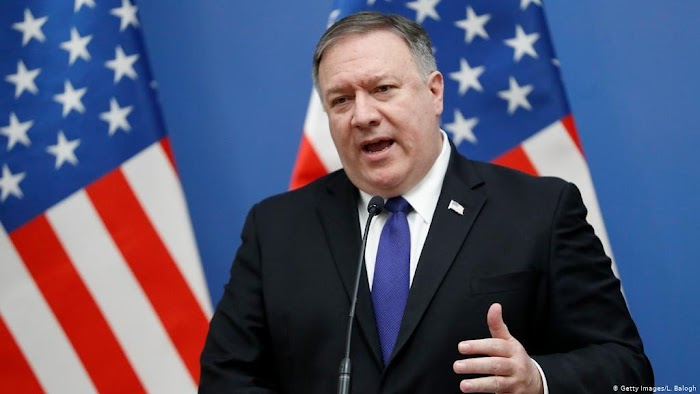 It's either Trump or nobody else - Pompeo assures victory at last