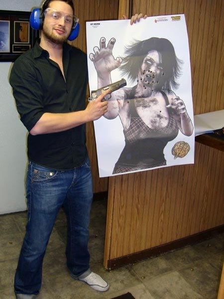 Pickup Artist Adam Lyons Kill Zombies 1, Afc Adam Lyons