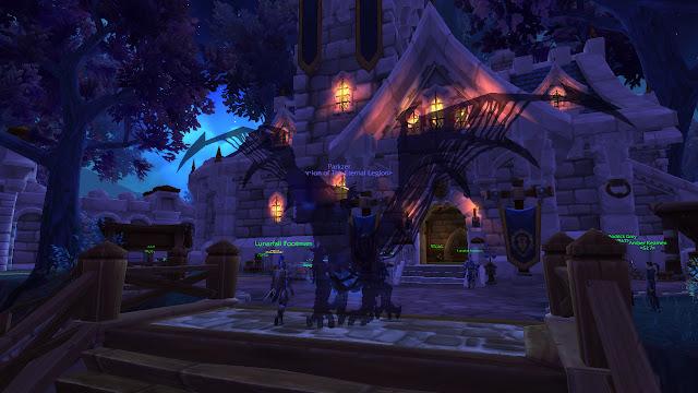 Glory of the Icecrown Raider - Dragon mount reward