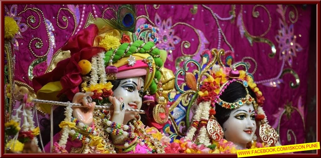 ISKCON Pune Camp Deity Darshan 09 Jan 2017 (9)