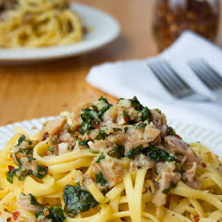 Linguine White Sauce Recipes.