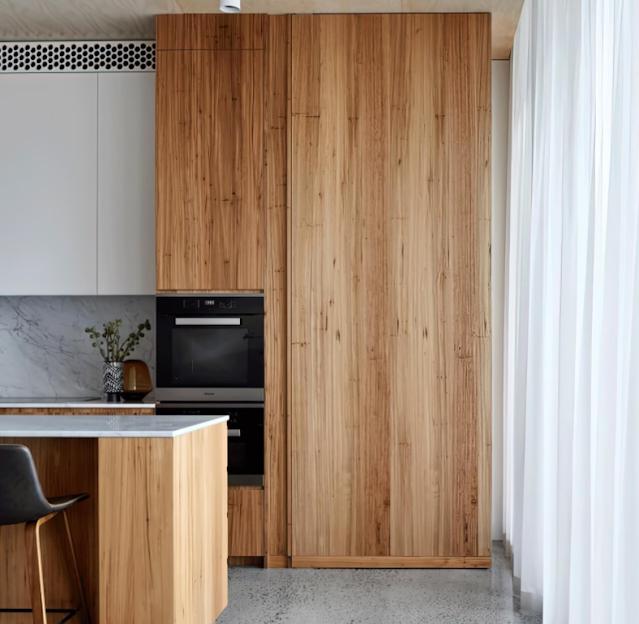 Phương án thiết kế nhà 2 tầng tuyệt đẹp tại Úc