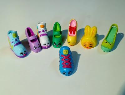 Chopkins . Serie 2: Sapatos