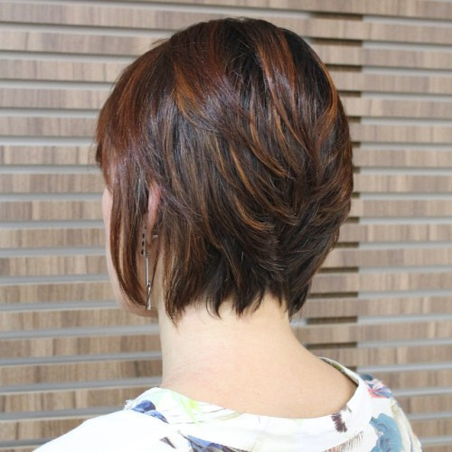 HOW TO STYLE SHORT HAIR FOR WOMEN 5