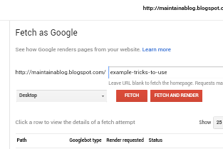 Quickly index new post in google in 10 minutes