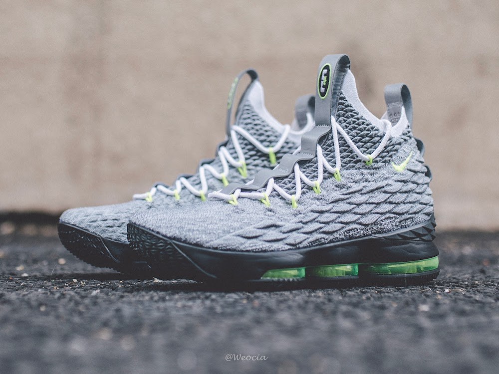 info for e5e73 93157 Nike LeBron Watch 15 Chapter 4 is Inspired by Air Max 95 ...