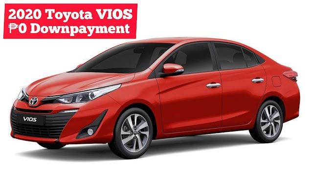 2020 Toyota VIOS SEDAN Low Downpayment Installment Promos | Toyota Batangas City