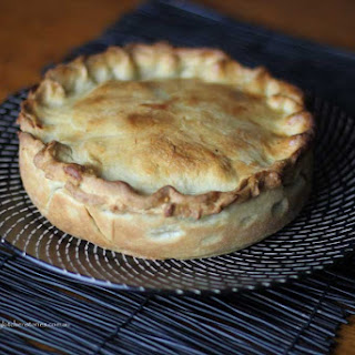 Easy Hot Water Crust for Pies