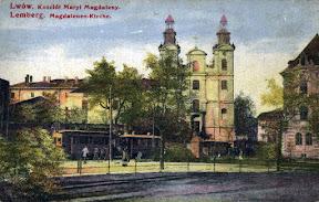 Львовский костел и монастырь Святой Марии Магдалины