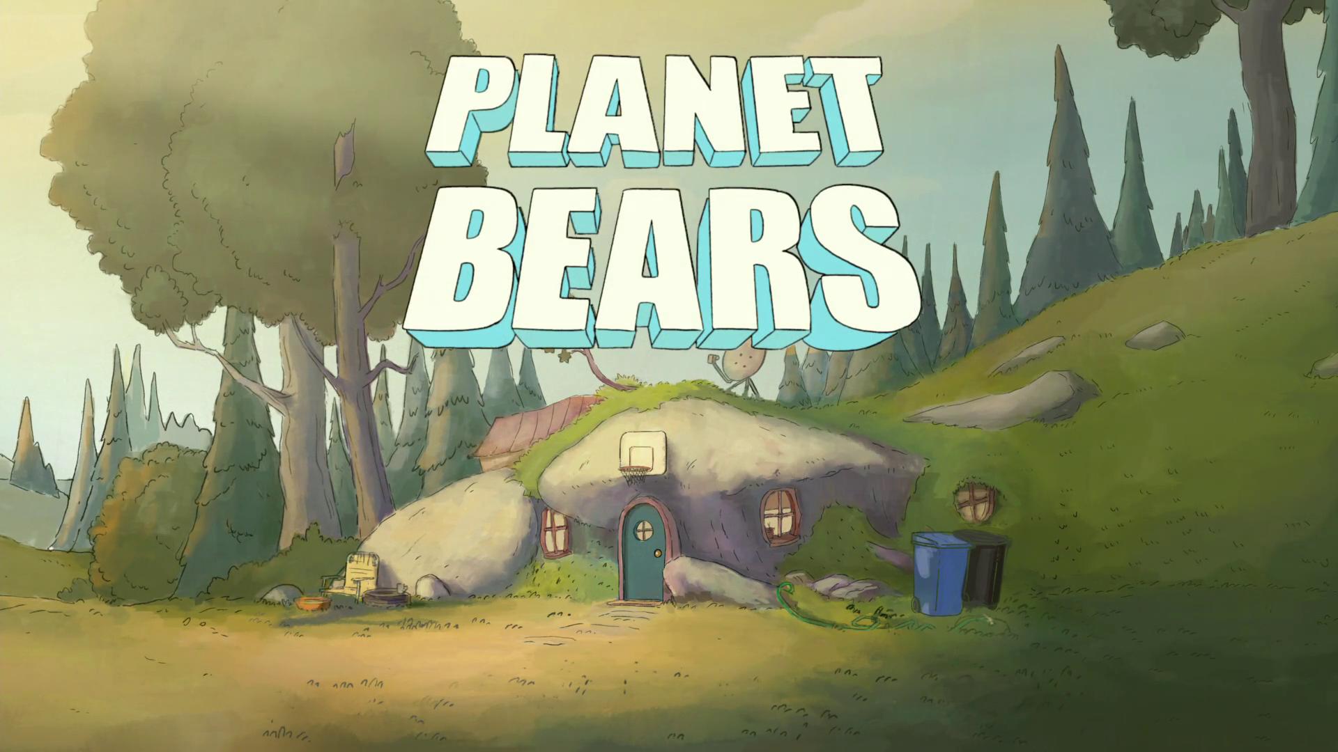 Ursos sem Curso - Planeta Ursos