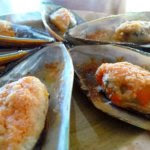 Toaster Oven Mussels