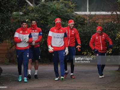 Arsenal Star opens Fernabache talks