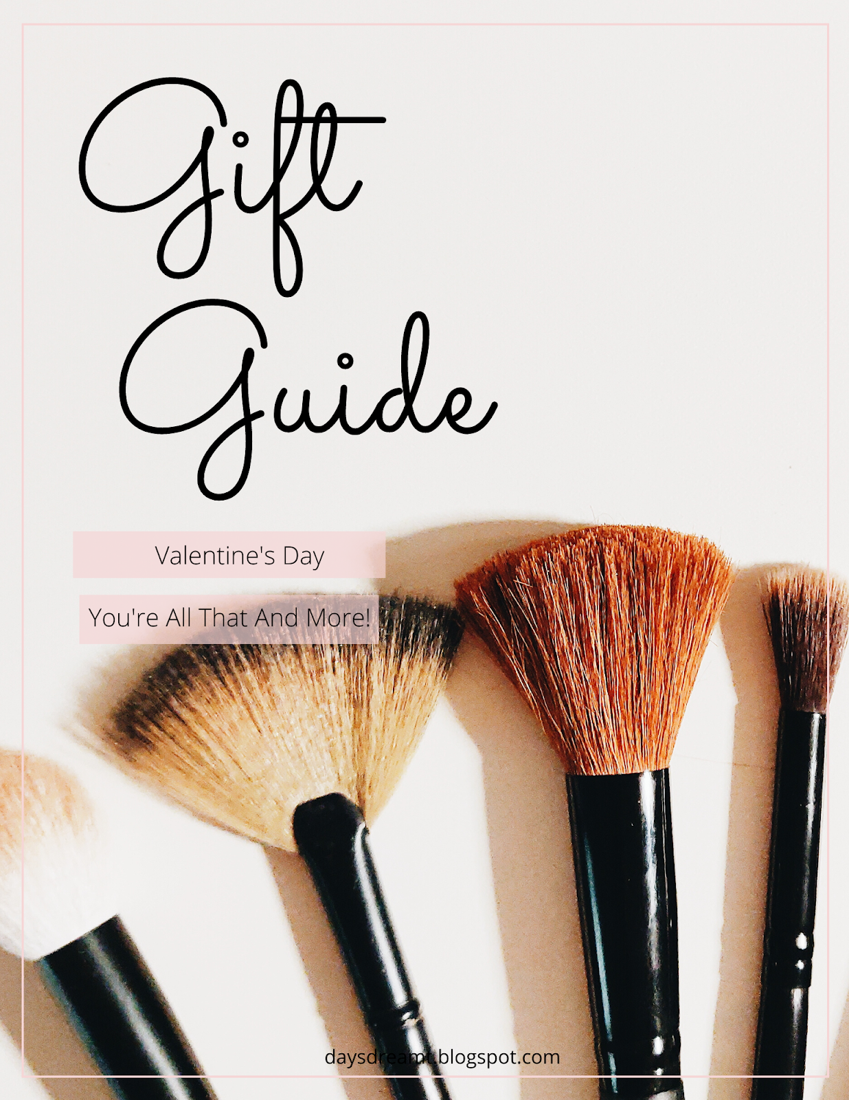 Beauty Valentines day Gift guide