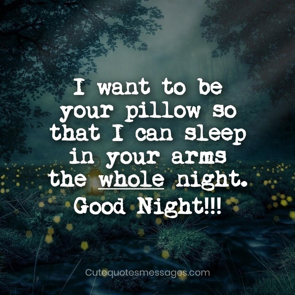 Goodnight My Love