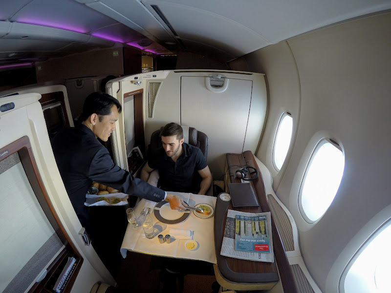 SIN%252520PVG 69 - REVIEW - Singapore Airlines : Suites - Singapore to Shanghai (A380)
