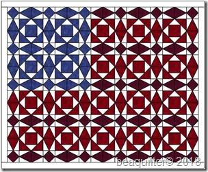 flag TT3 EQ8 qube set