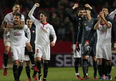 Liga : Séville s'impose sur le fil à Girone