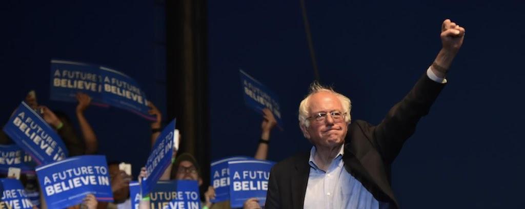 Sanders supporters in W. Virginia are keen on Trump