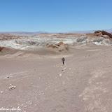 Dá-lhe subida - Vale da Lua -  Atacama, Chile