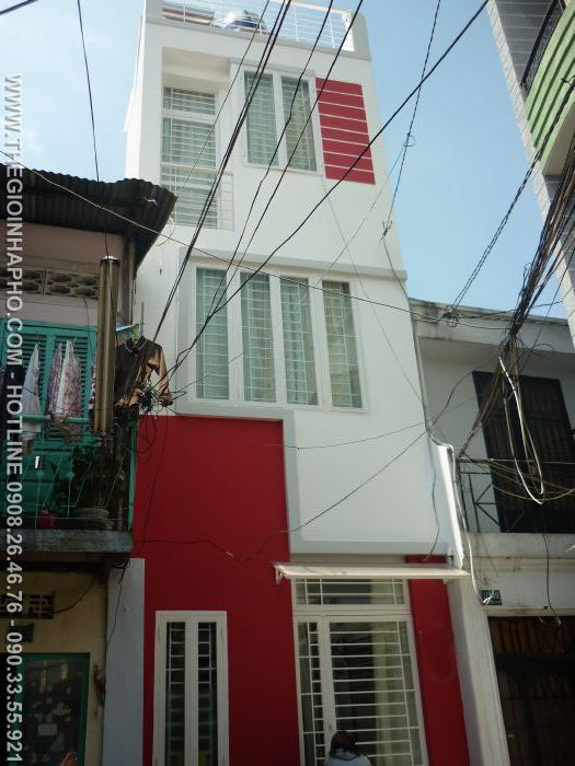 Bán nhà Chiến Thắng , Phú Nhuận giá 1, 35 tỷ - NT2
