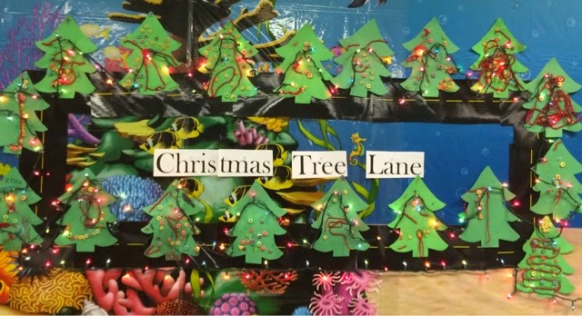 miss powers creative classroom christmas decorations