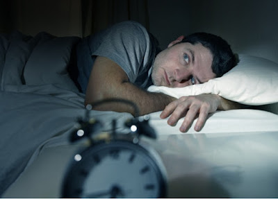 44% of American workers can't sleep at night